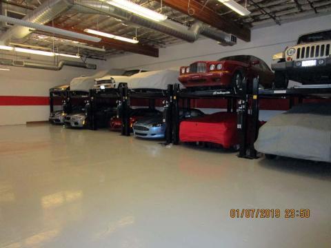 Classic Car Storage in Marin County