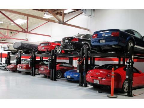 Marin County Classic Car Storage Facilities in San Rafael, CA