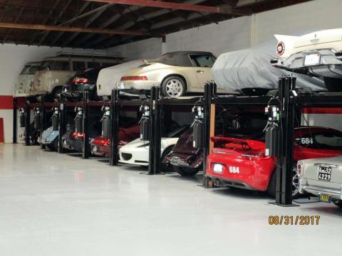 Marin County Classic Car Storage, San Rafael