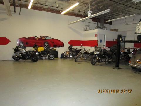 Marin County Classic Car Storage